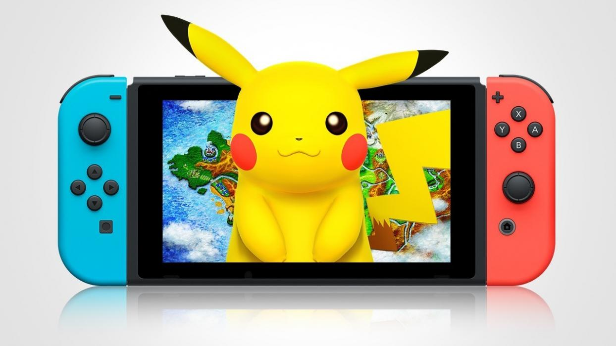 Pokémon Nintendo switch