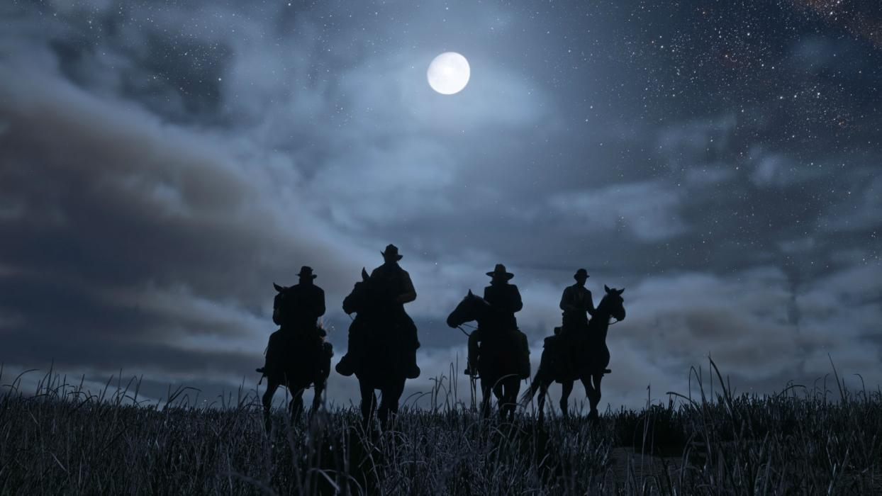 Rede Dead Redemption 2 PS4 Xbox One