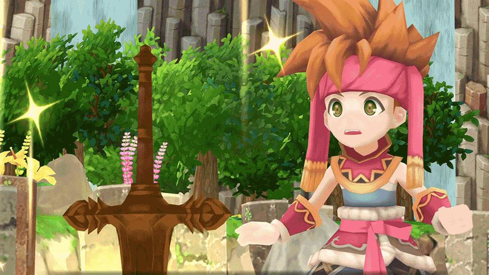 Remake secret of mana