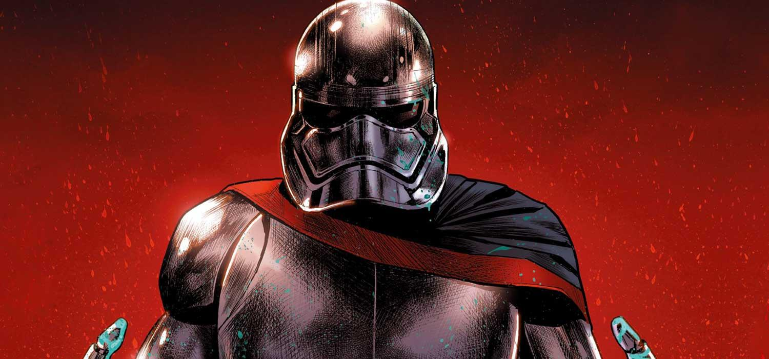 Review de Star Wars: Capitana Phasma, el cómic de la villana