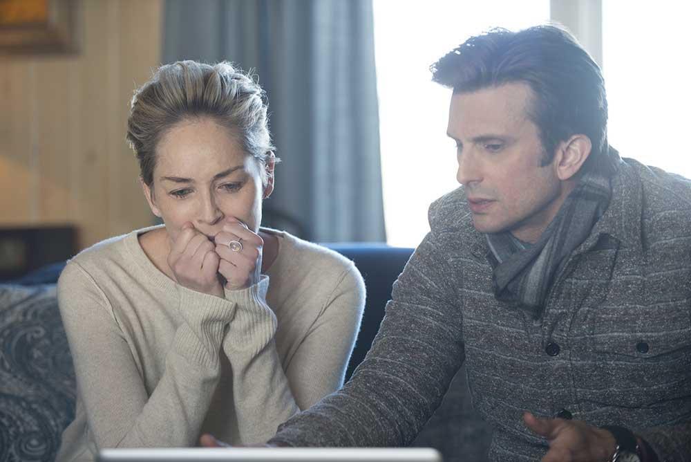 Sharon Stone protagoniza Mosaic, la nueva serie de Steven Soderbergh