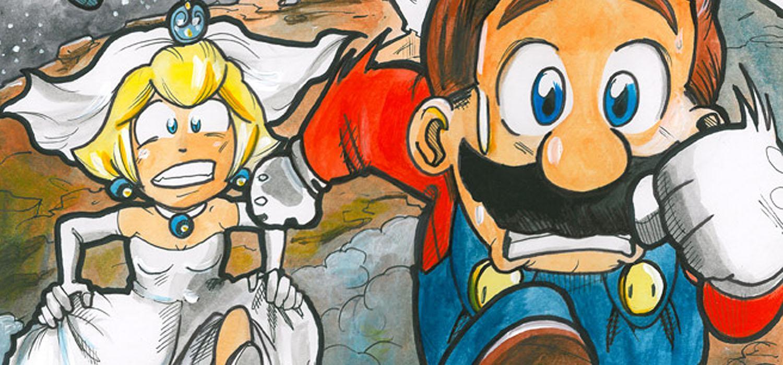 Super Mario Odyssey - Concurso