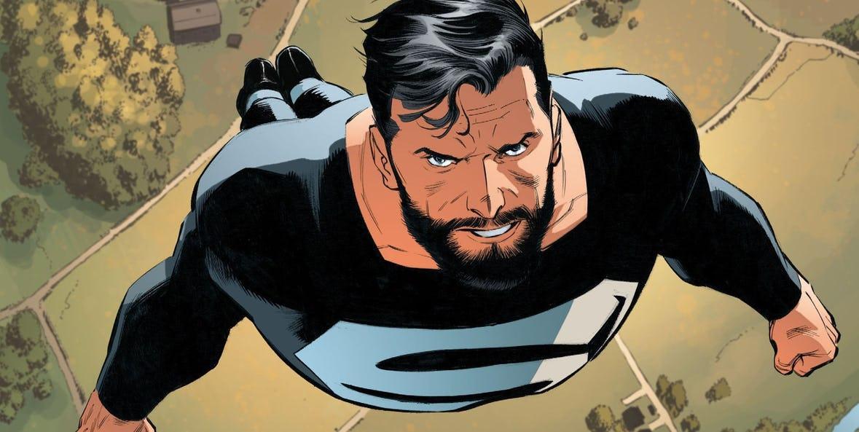 Superman oscuro