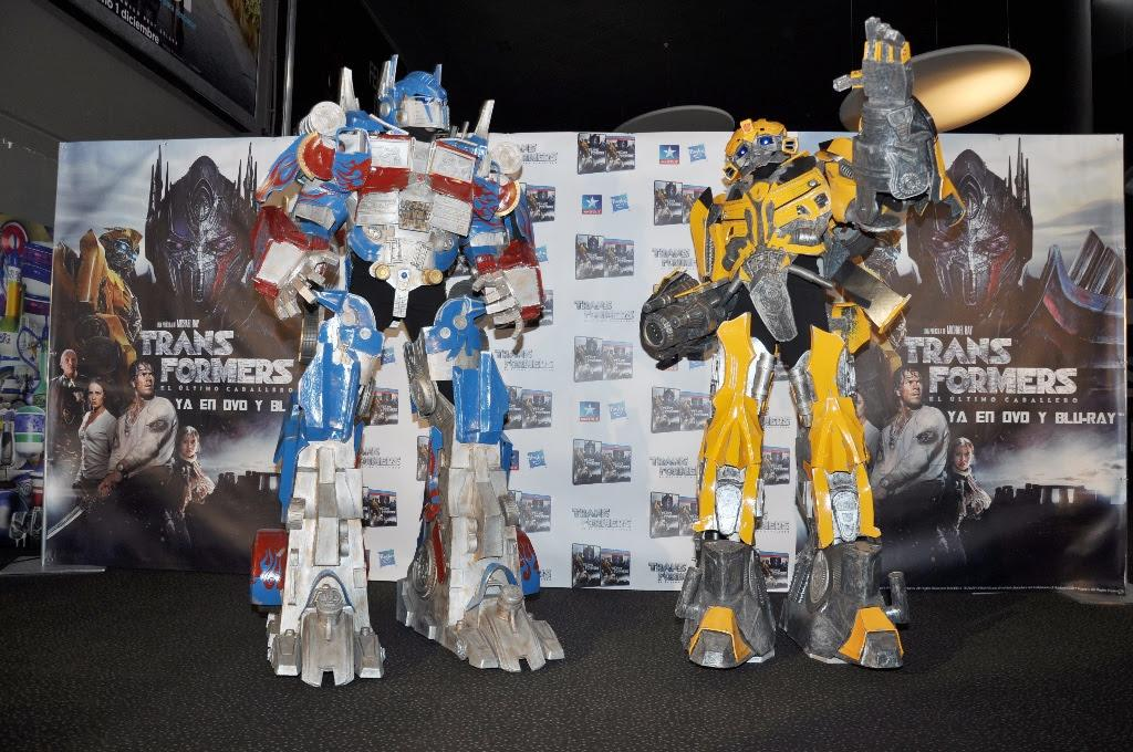Transformers cosplay
