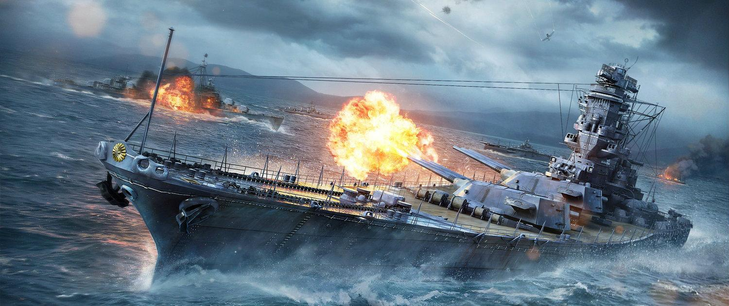 Wold of Warship BLITZ