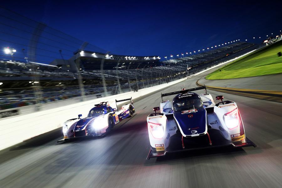 24 Horas de Daytona, equipo United Autosport.