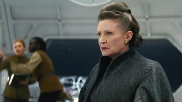 Rian Johnson confirma que Leia no es una jedi.