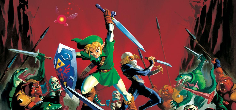Análisis Zelda Ocarina of Time Nintendo 64