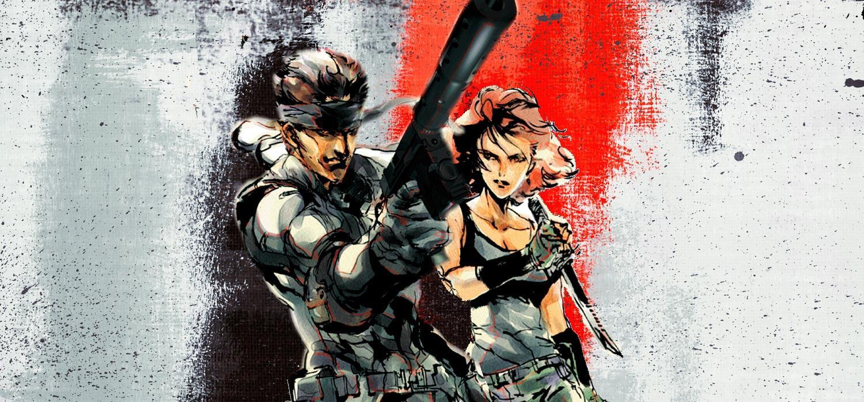 Metal Gear Solid 1 PS1 análisis