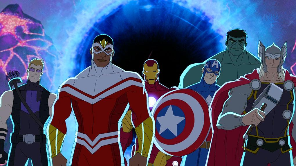 Avengers Asamble