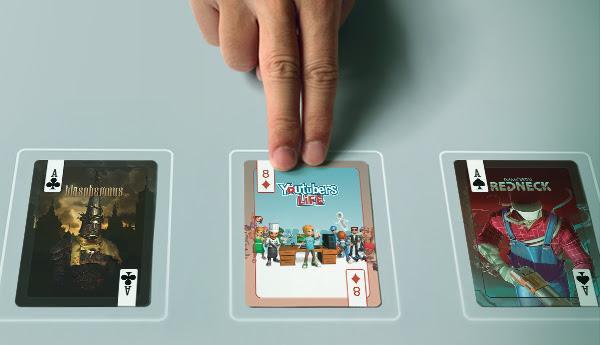 Baraja juegos españoles
