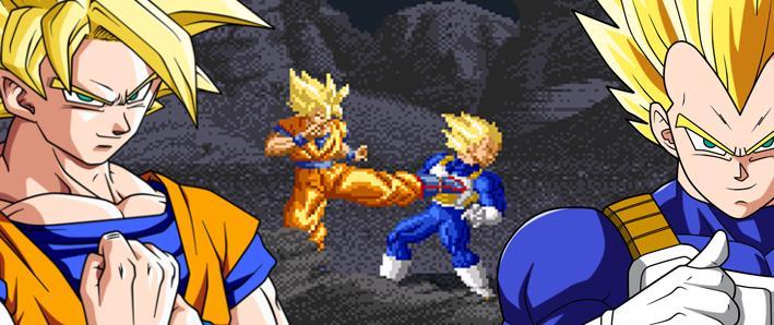 Dragon Ball SNES MD