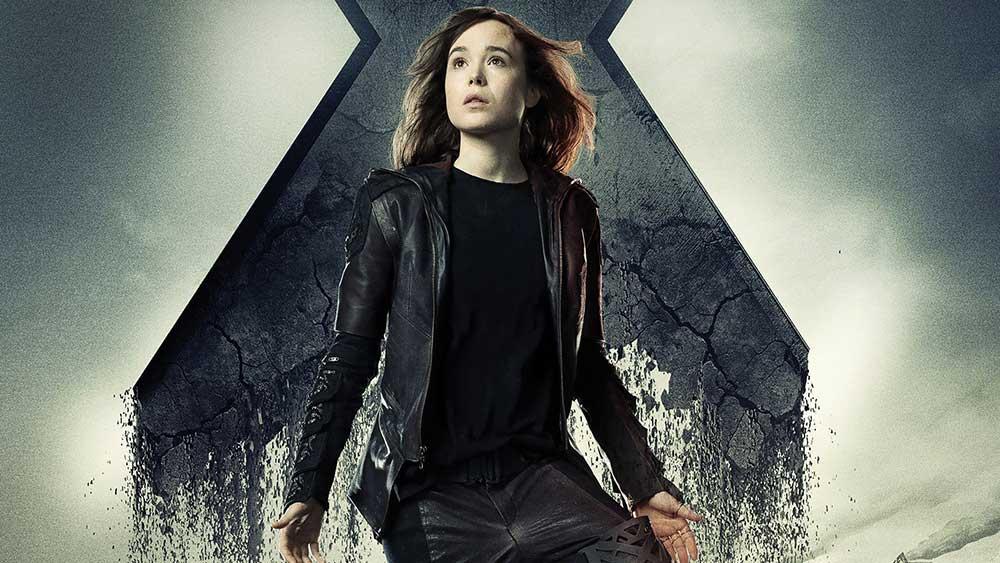 Ellen Page como Kitty Pryde