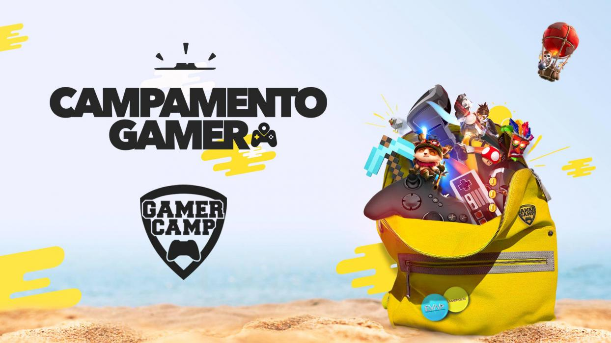 Gamer Camp 4