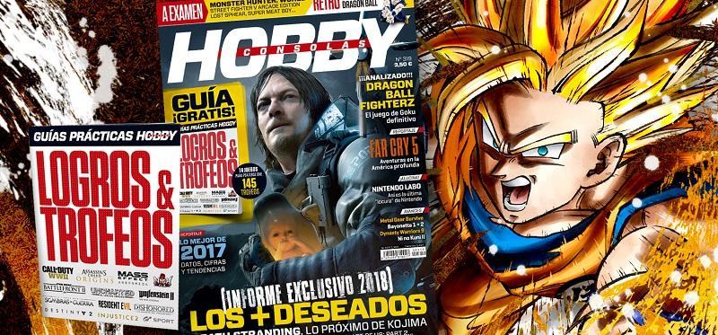 Hobby Consolas 319