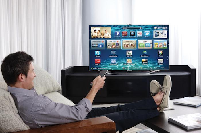 mejor distancia para ver la TV
