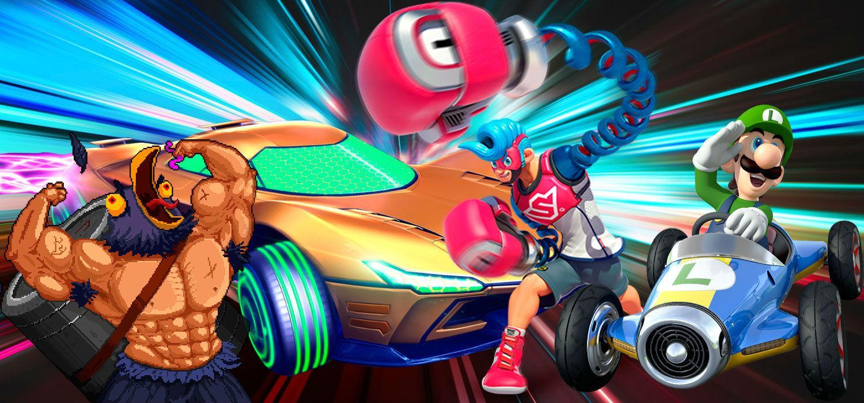 Los Mejores Juegos Para Nintendo Switch Con Multijugador Local