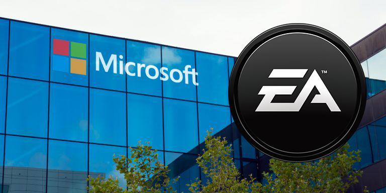 Microsoft y EA