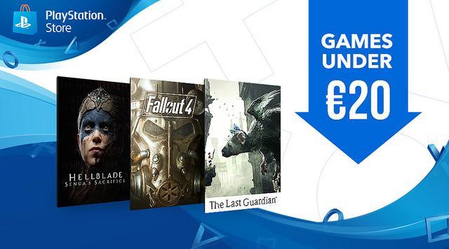 Ofertas PS Store