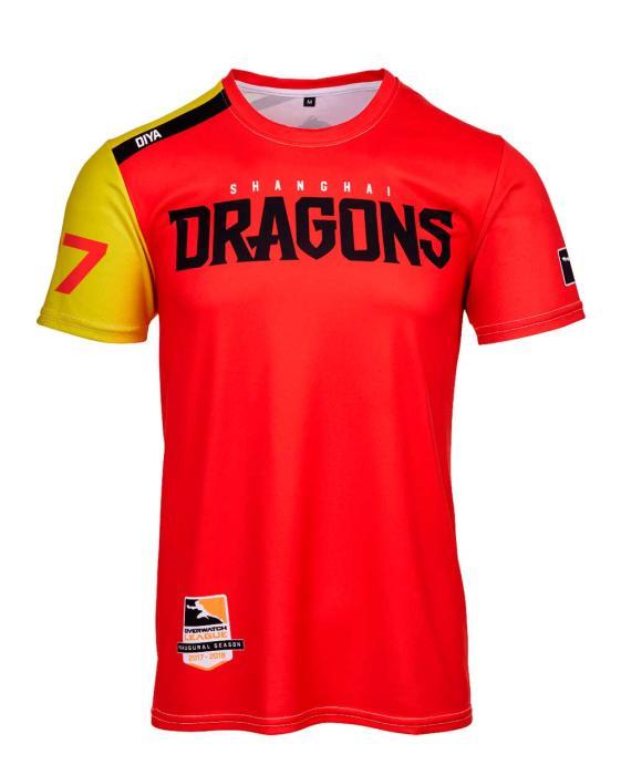 Overwatch League camisetas - eSports