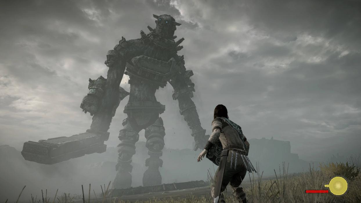 Analisis De Shadow Of The Colossus Para Ps4 Y Ps4 Pro