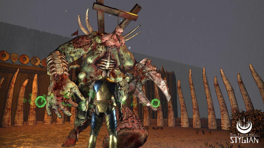 The Tenth Hell: Stygian