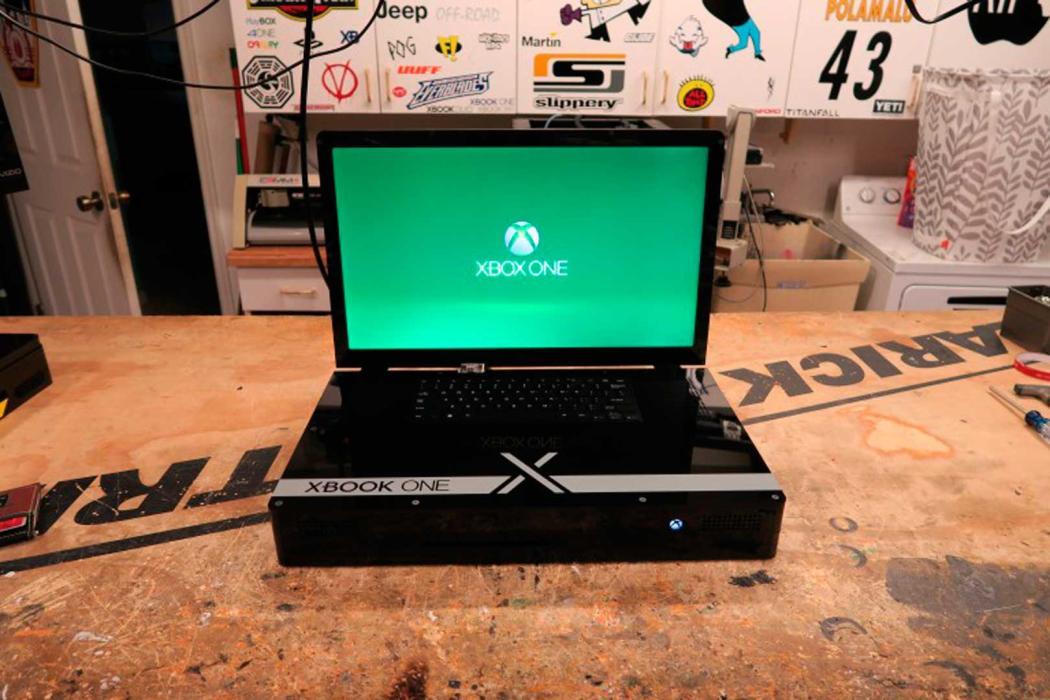 Xbox One X portátil - eSports