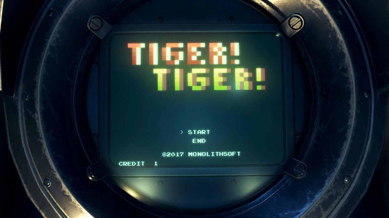 Xenoblade Chronicles 2 Tiger Tiger
