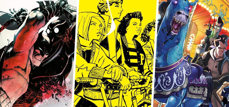 Los 10 mejores cómics de febrero de 2018