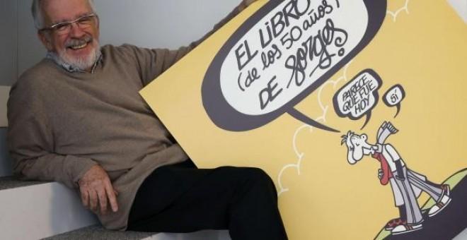 Antonio Fraguas 'Forges'