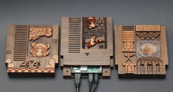 Cartuchos de SNES y NES para Raspberry Pi - eSports
