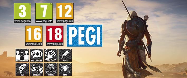 código pegi