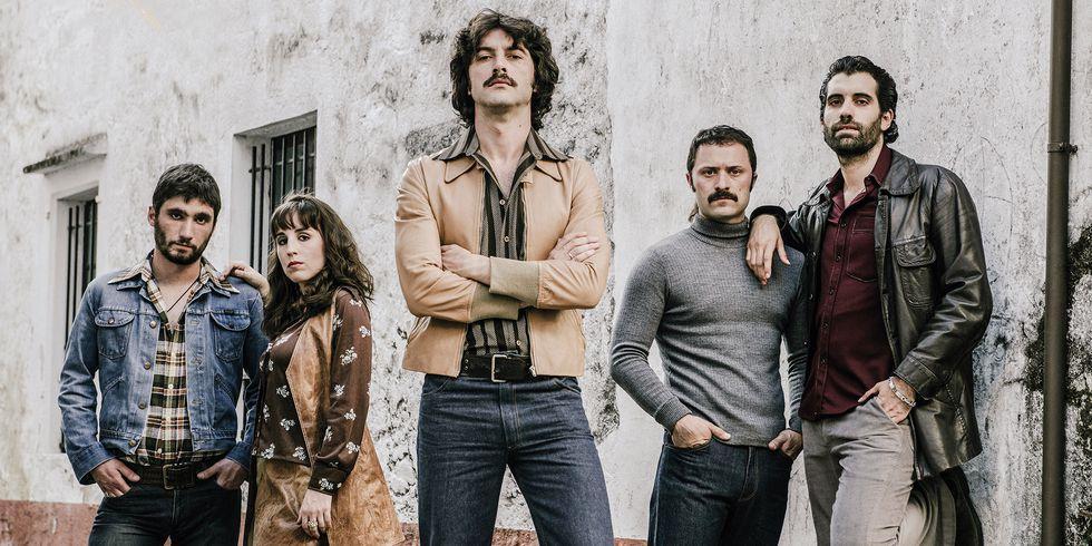 Fariña - serie de Antena 3