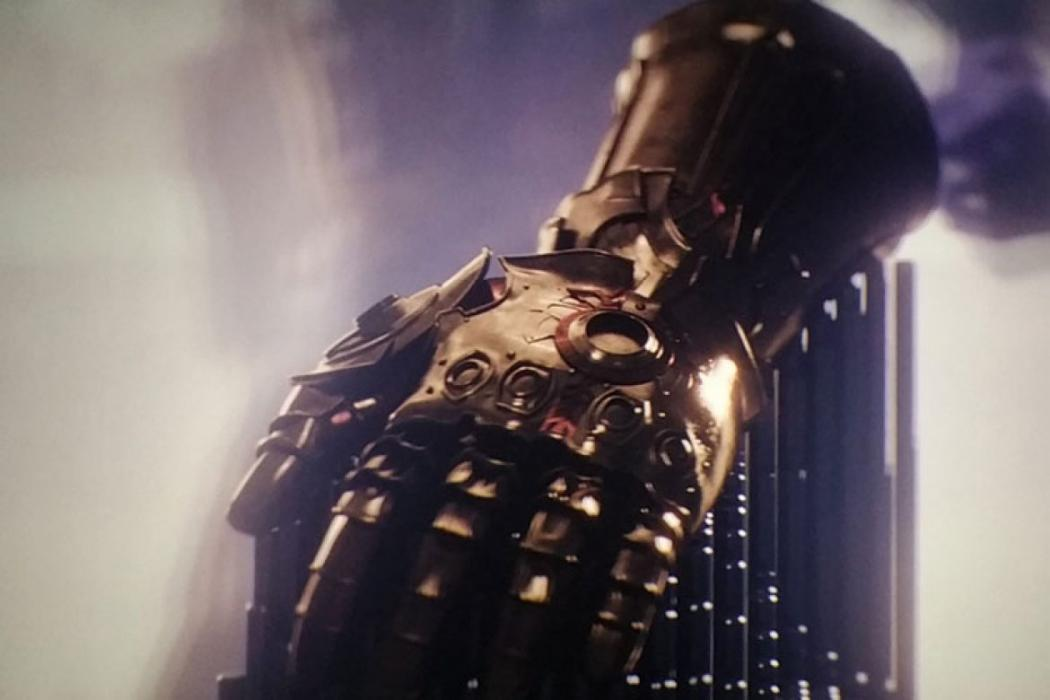 Gema del Infinito guante - Vengadores: Infinity War