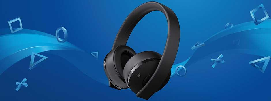 Gold Wireless Headset Los Nuevos Cascos 7 1 Para Ps4 Y Ps