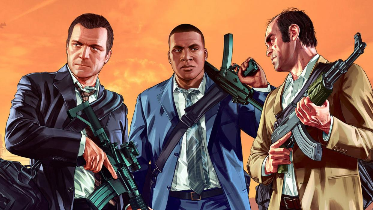 Gta V Premium Edition Saldra En Abril Para Ps4 Y Xbox One