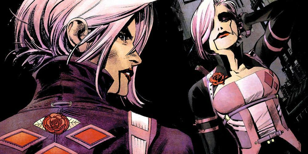 Harley Quinn en Batman: White Knight