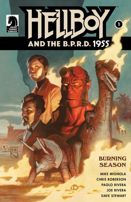 Hellboy: Burning Season
