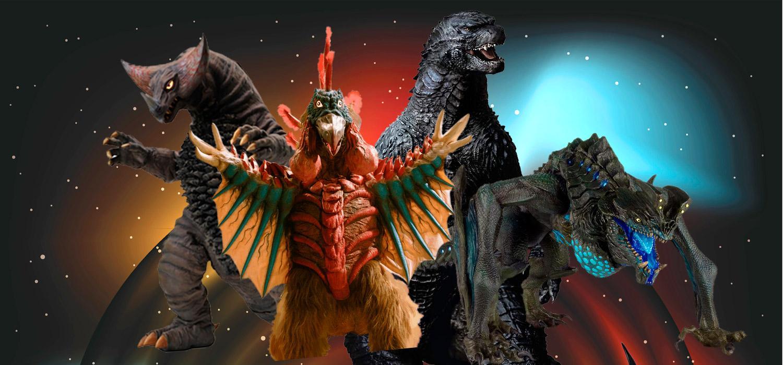 Historia de los Kaijus y sus representantes más míticos