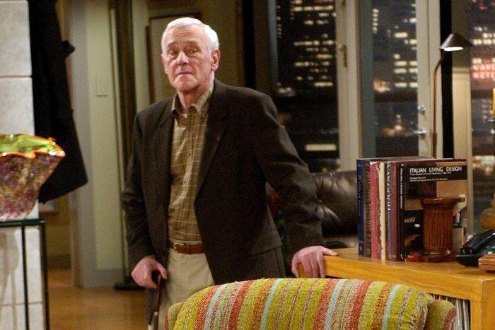 John Mahoney en Frasier