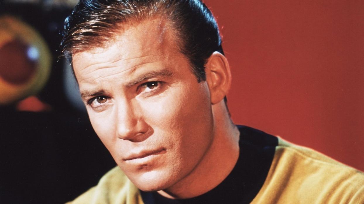 Kirk en Star Trek
