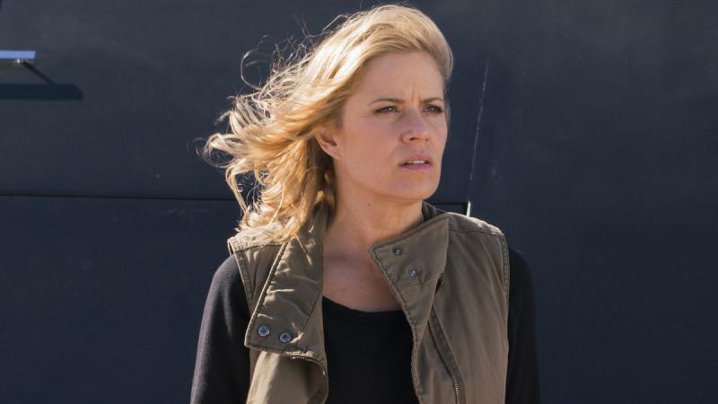 Madison Clark (Kim Dickens) en Fear the Walking Dead