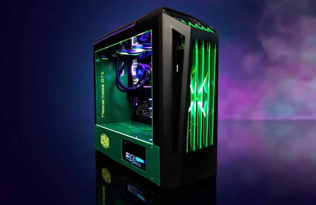 Mastercase GTX Vegetta777 - eSports