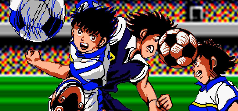 Oliver y Benji mejores juegos Captain Tsubasa