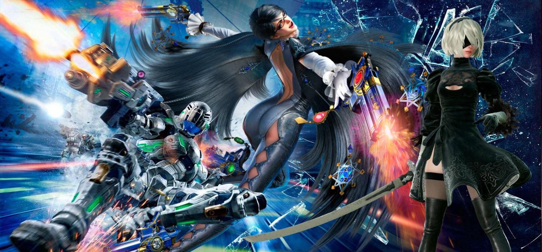 Mejores juegos PlatinumGames Bayonetta Vanquish Nier Automata