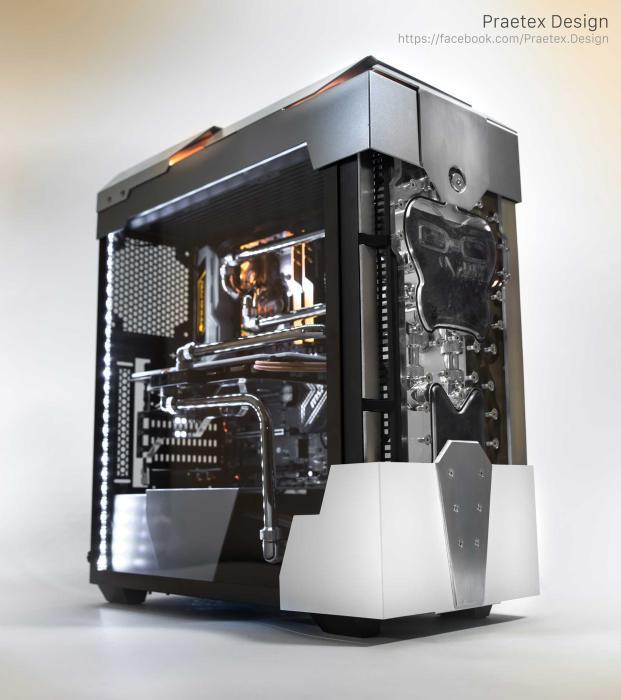 Mod PC de Winston - eSports