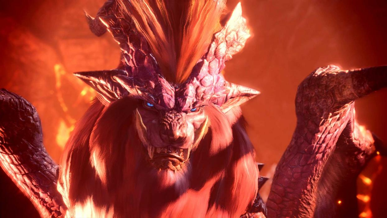 Monster Hunter World Teostra