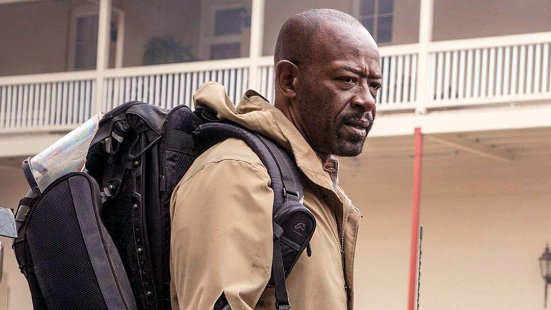 Morgan - Fear the Walking Dead