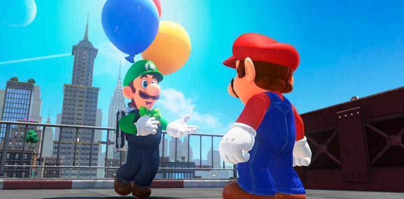 Mundoglobo Super Mario Odyssey