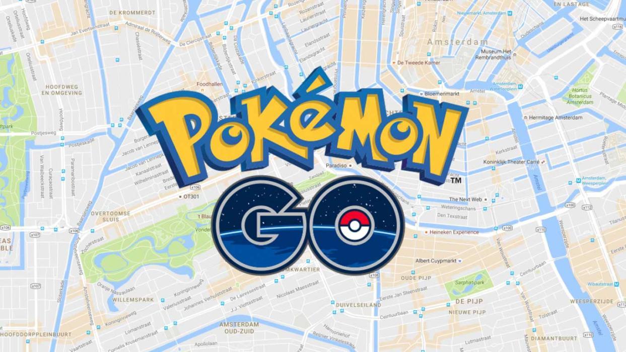Mapa Gimnasios Pokemon Go.Los Mejores Mapas Para Encontrar Incursiones Pokeparadas Y